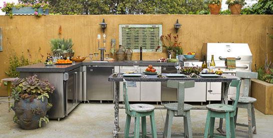 Texas Stone Outdoor Kitchens